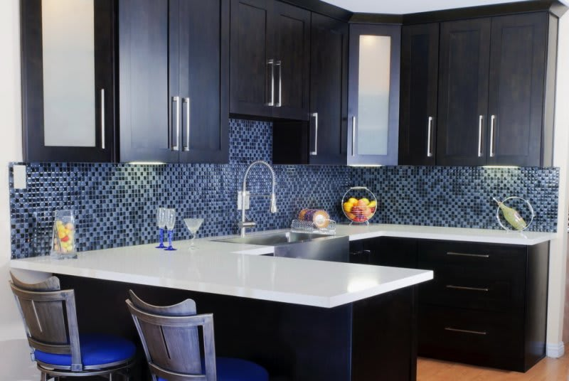 Create an Elegant Kitchen with Shaker Espresso Kitchen Cabinets