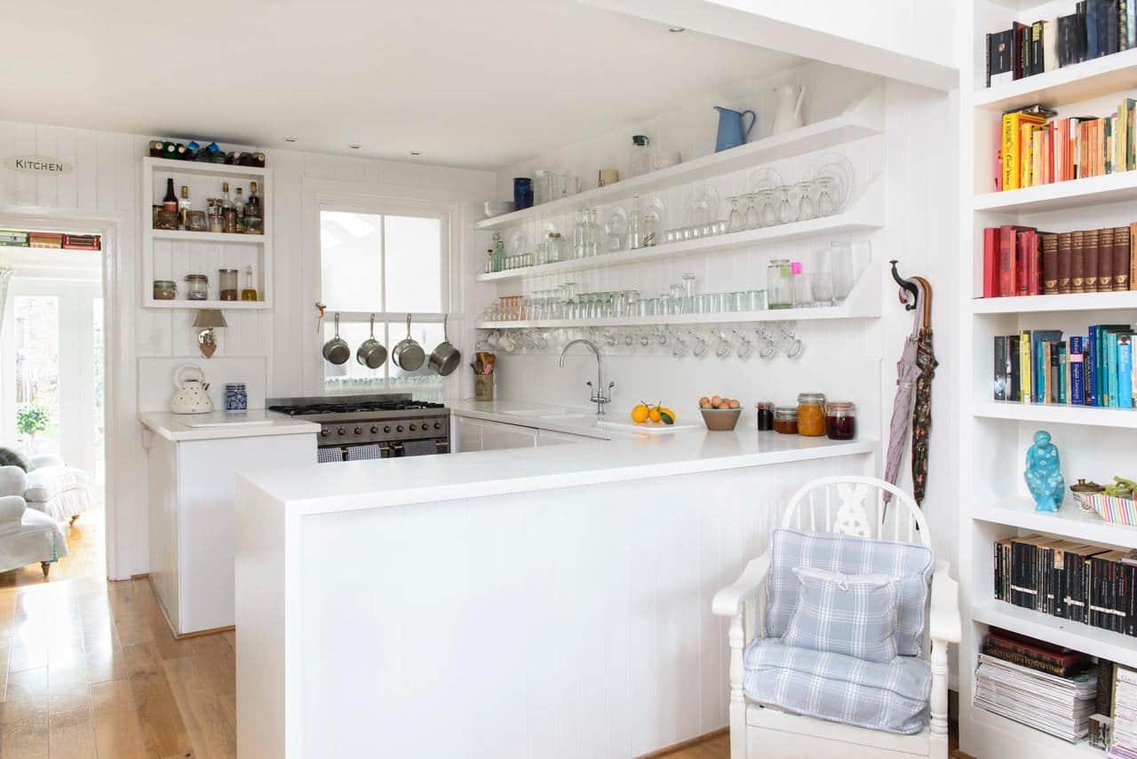 big kitchen