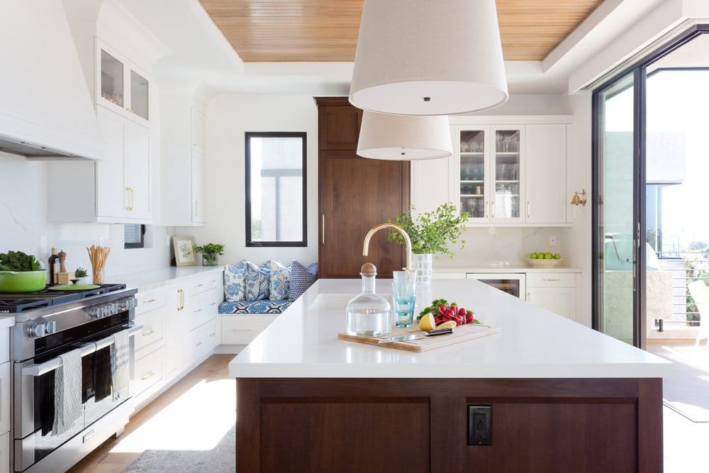 Forget The Triangle New Kitchen Planning With Work Zones