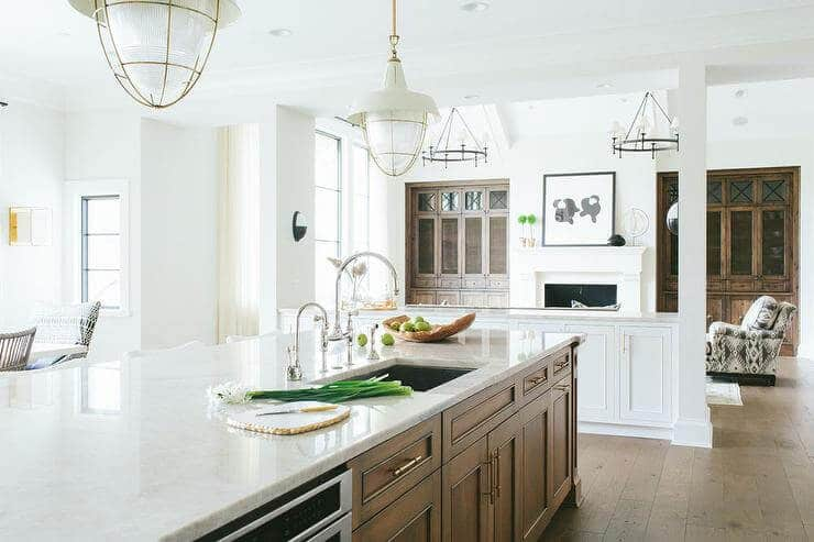 Will a Kitchen Island Fit In Your Home Design? - Best Online ...