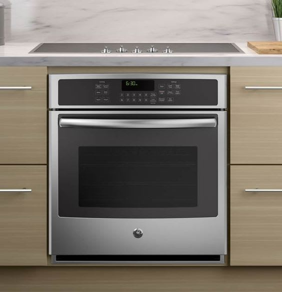A Single Wall Oven Under A Cooktop That Is Set In A Base Cabinet May Also  Be Something To Consider. However, Not Every Combination Of This Setup  Works With ...
