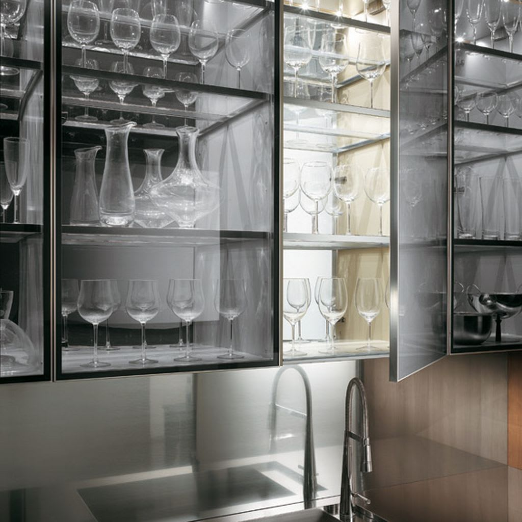A Touch of Glass - Best Online Cabinets