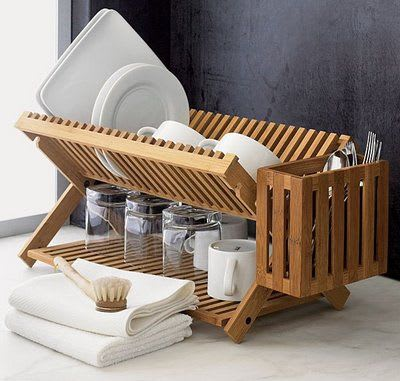 wood-dishrack