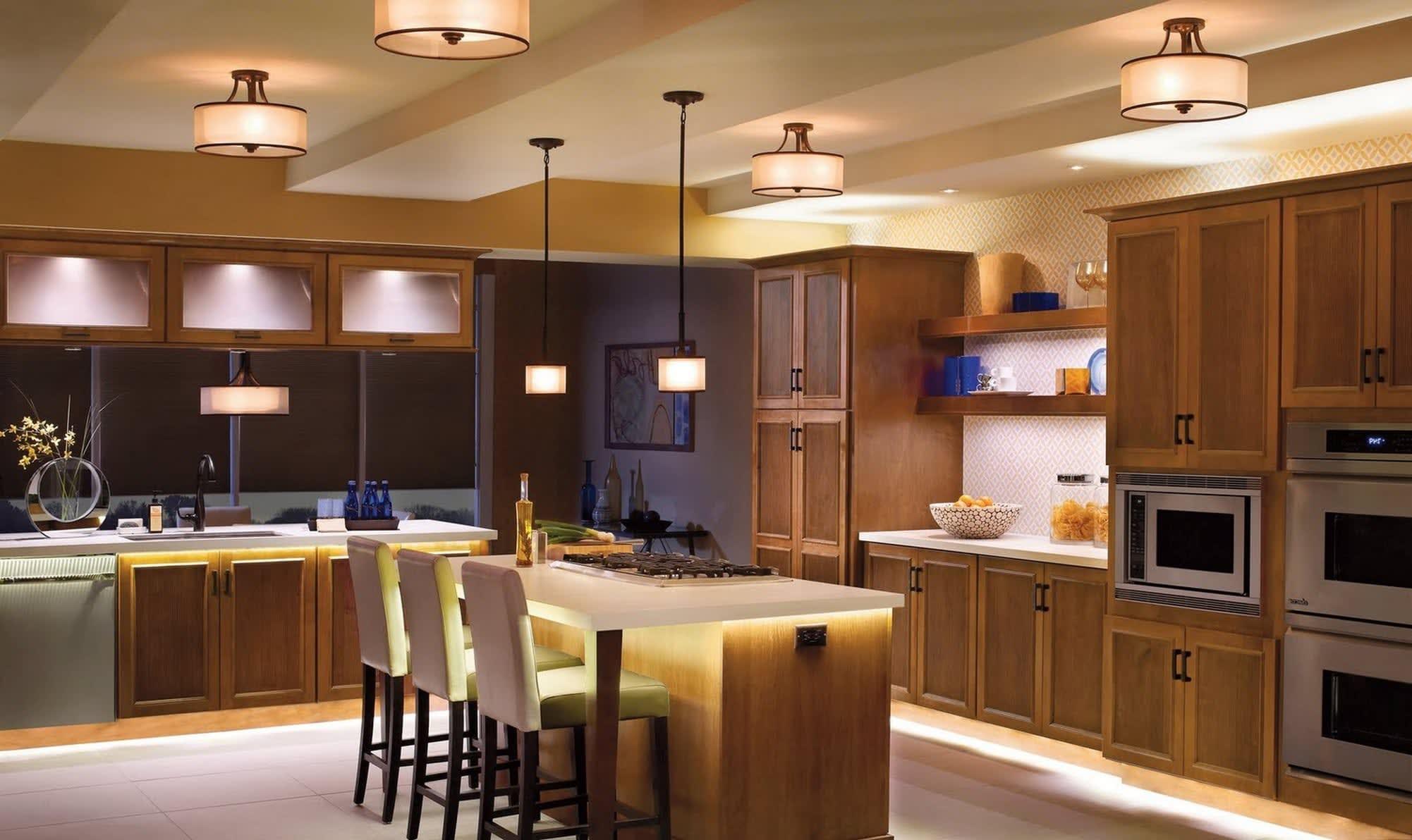 Bringing Kitchen Brightness Into The Light