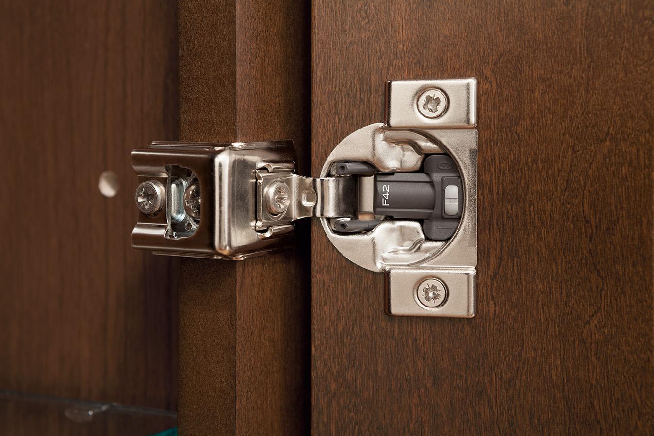 adjustable cabinet door hinges