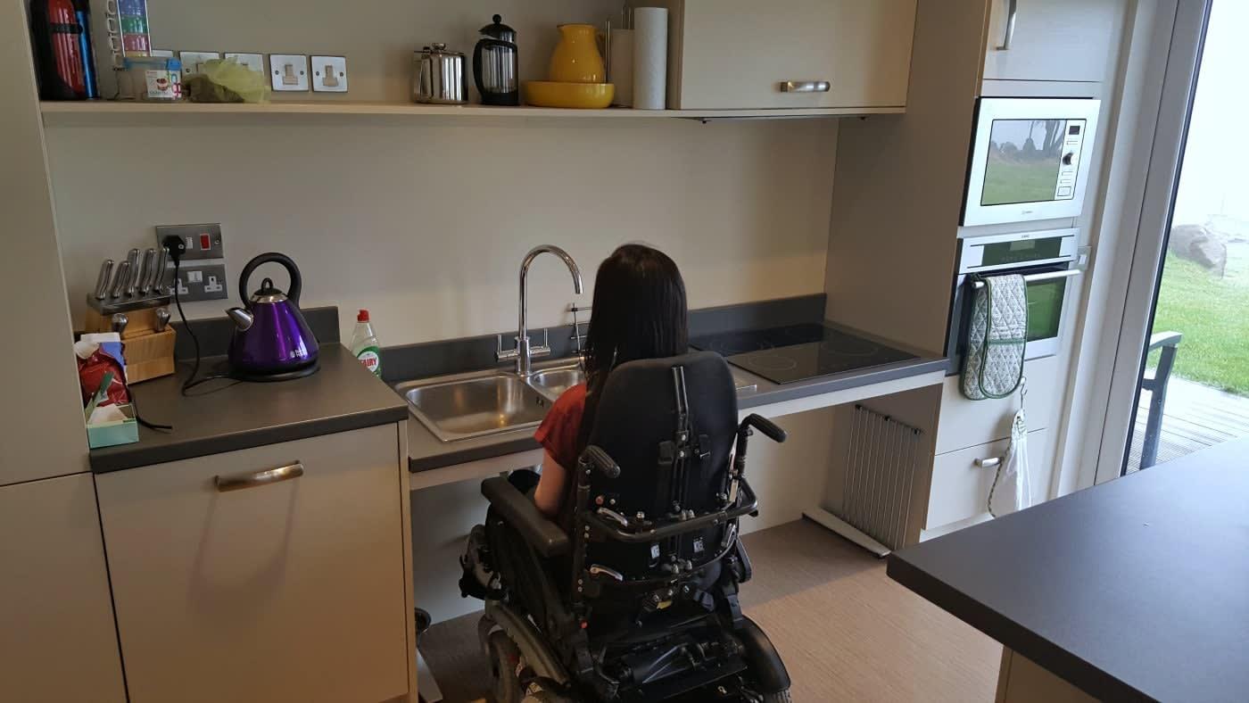 Designing A Wheelchair Accessible Kitchen Best Online Cabinets