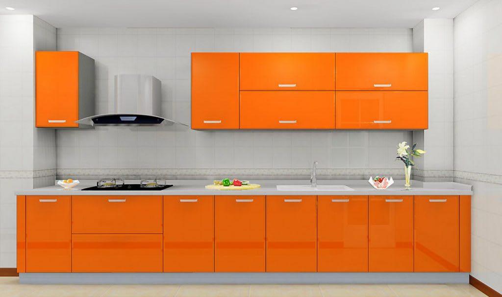 Kitchen Design Ideas Orange Cabinets