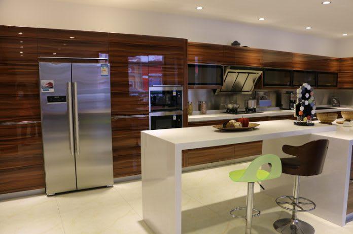 Slikovni rezultat za Laminate Kitchen Cabinets