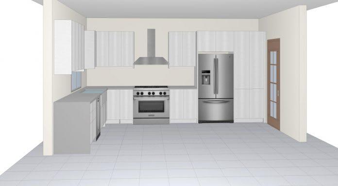 Decotech kitchen design app