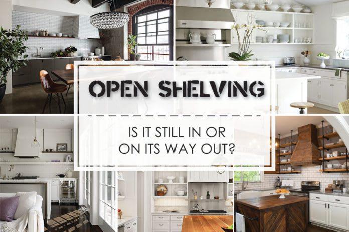 7 Reasons Upper Kitchen Cabinets Beat Open Shelving Best Online
