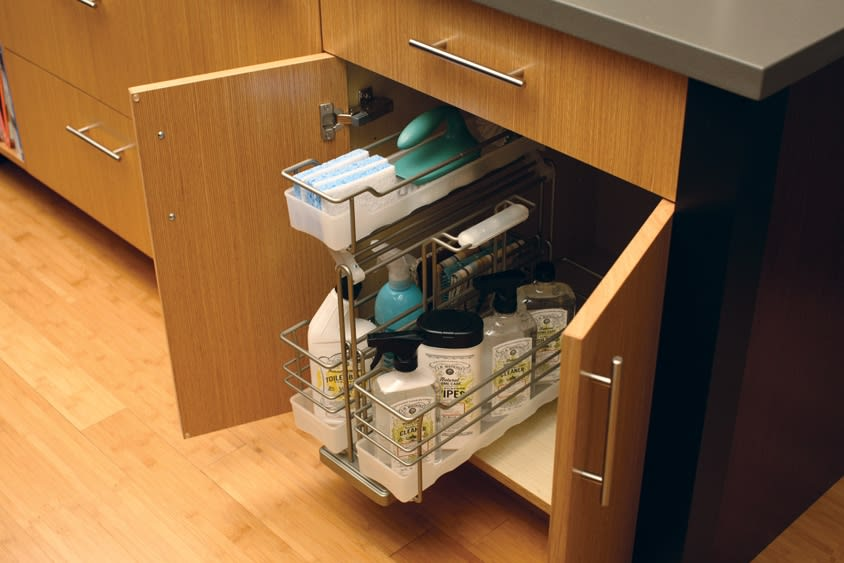 under-sink-pull-out-detachable-caddy-rack
