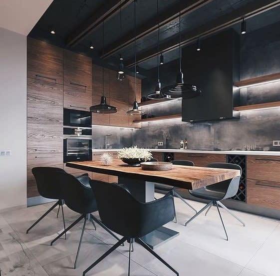 Design Kitchen Cabinets Free: 20 Fresh Kitchen Design Inspirations From Pinterest