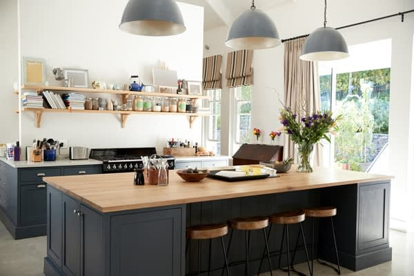 Upper Cabinets In Your Kitchen