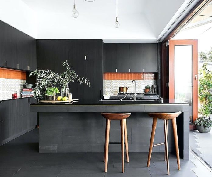 The Rise of Black Kitchen Cabinets - Best Online Cabinets