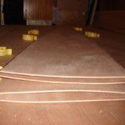 wraped-plywood