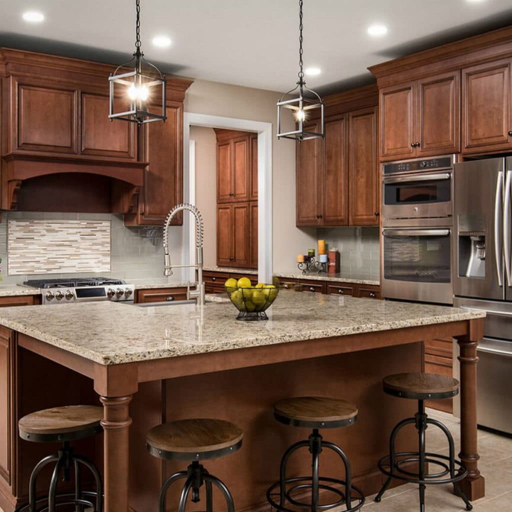 traditional kitchen design idea