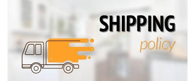 BOC Shipping Policy
