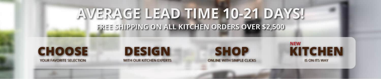 Pre-Assembled Kitchen Cabinets - Best Online Cabinets