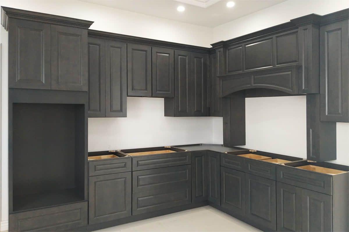 Driftwood Grey Rta Cabinets
