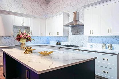 Pre Assembled Kitchen Cabinets Best Online Cabinets